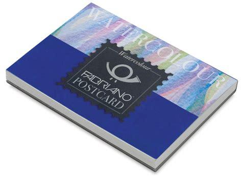 Fabriano Studio Watercolor Postcard Pad