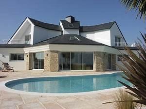 Belle Maison Moderne : belle maison moderne dans le golfe ~ Melissatoandfro.com Idées de Décoration