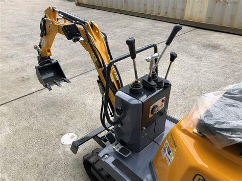 ozziquip  micro excavator machinery direct