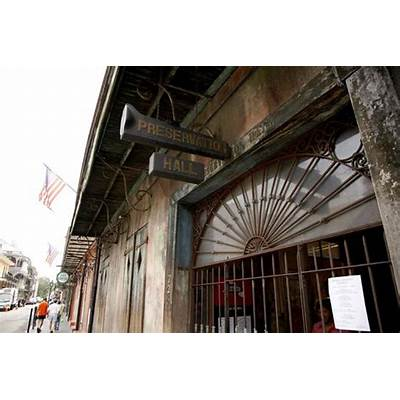 Preservation Hall (New Orleans LA): Top Tips Before You
