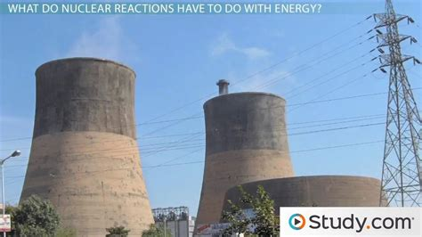 nuclear energy definition examples video