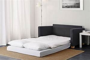 Canape convertible 3 places beddinge lovas bedding sets for Canapé lit cuir ikea