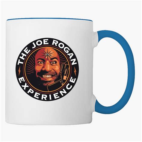 The hey joe mug works with the company's custom coffee pods containing either its bold as love, full bodied blend, or its red house blend, which it says is closer to a medium roast. The Joe Rogan Coffee Mug - Customon