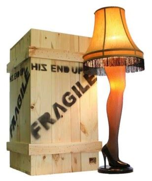 leg l from christmas story movie shaquille o 39 neal is like the leg l from 39 a christmas