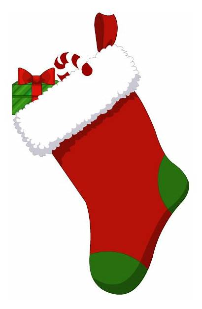 Stocking Christmas Clipart Stockings Clip Holiday Monthly