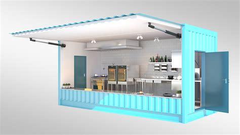 container kitchen design architecture  easy
