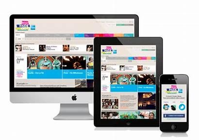 Web Mobile Site Responsive Website Creation Nice