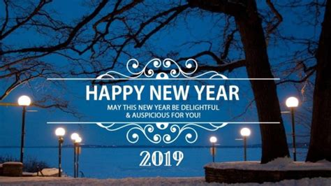 Happy New Year 2019 Wishes Sms Quotes Hd Images And Wallpapers