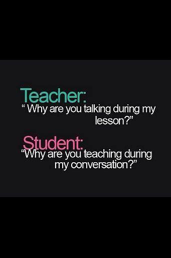 teacher   attempting  teach  inspiring