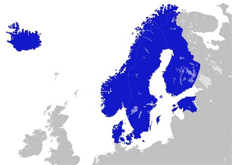 Which For The Nordic Countries Nordic Estonia