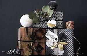 Diy Deko Weihnachten : geschenkverpackung zu weihnachten diy geschenkpapier ich liebe deko ~ Whattoseeinmadrid.com Haus und Dekorationen