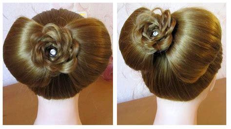 coiffure simple pour mariage chignon chignon noeud coiffure simple et rapide pour f 234 tes