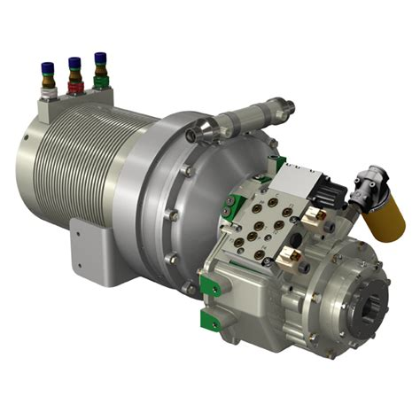 Marine Electric Motor by Eps Electric Propulsion System Marine Transfluid