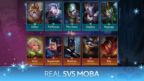 arena  valor  arena game unlocked android apk mods