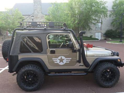 jeep wrangler 2 door modified 2004 jeep wrangler rubicon 2 door lifted custom bumpers