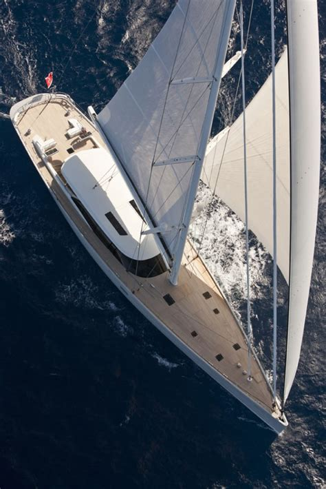 Yacht Zefira by Sailing Yacht Zefira By Fitzroy Yachts Dubois Naval