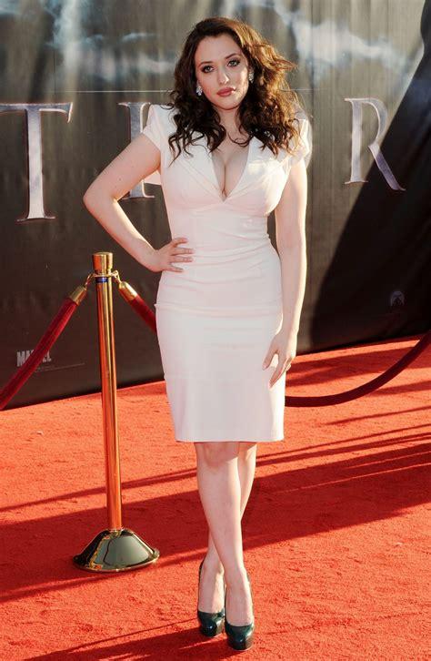 Celebrity Very Beautiful Kat Dennings