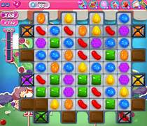 Candy Crush Saga, the popular mobile game, is now available on Windows ...