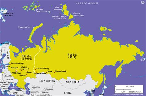 russia  europe   asia answers