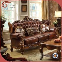 Wholesale Sofa Sets elegant antique living room furniture wholesale leather