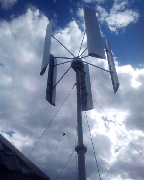 Вертикальноосевой ветрогенератор Falcon Euro 1 кВт