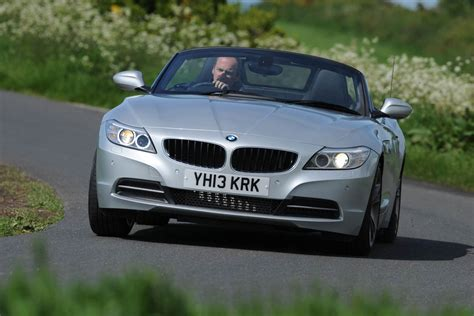 Bmw Z4 Sdrive18i Review  Price, Specs And 060 Time Evo