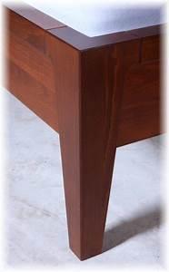 Modernes Bett 180x200 : bett doppelbett 180x200 modernes desing buche massiv vollholz ~ Watch28wear.com Haus und Dekorationen