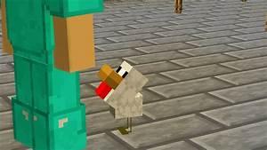 A Baby Chicken by MinecraftPhotography on DeviantArt