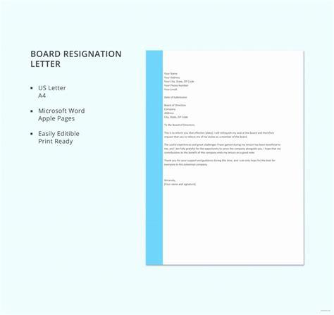 resignation letter template google docs samples