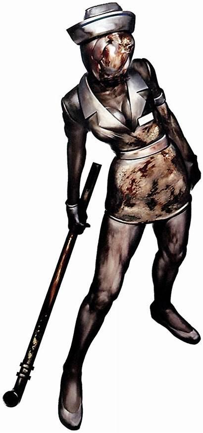 Silent Hill Nurse Bubble Head Enemies Bubblehead