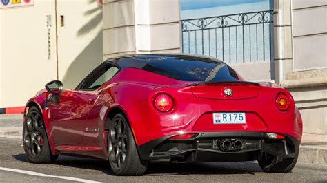 Alfa Romeo 4c Club Italia  2017 Hq Youtube