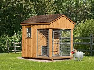 wooden amish dog house dog kennel in oneonta ny amish With 4 x 3 dog kennel