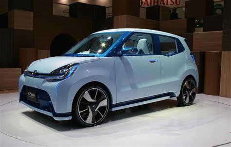 Daihatsu Concept Cars by Daihatsu D Base Concept Revealed Previews Future Kei Car