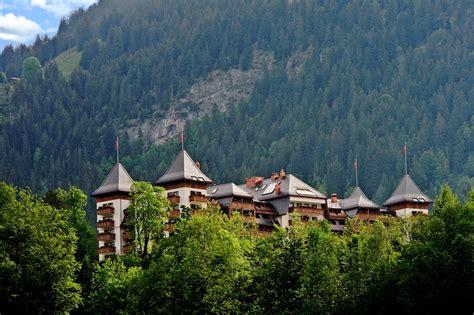 Luxury Hotel In Gstaad Switzerland