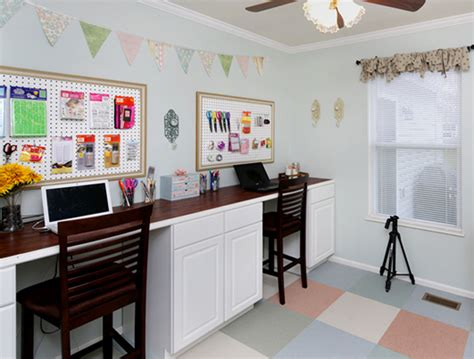 Craft Rooms : Craft Room Designs & Ideas