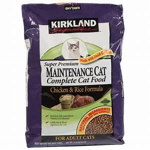 Kirkland signature super premium adult complete cat food for Costco adult dog food