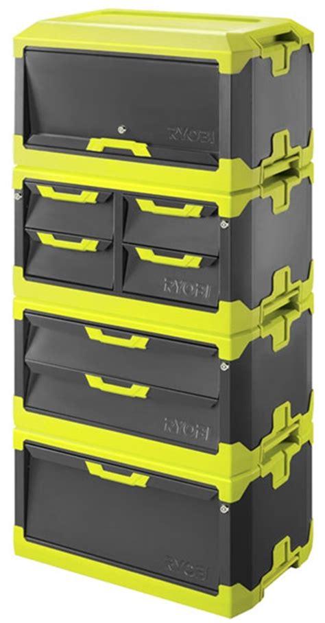 Ryobi Joins The Modular Storage Movement! Pro