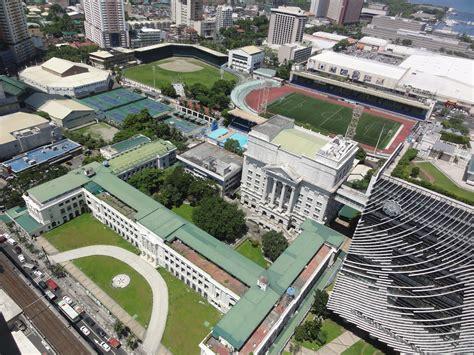 file de la salle dlsu cus rizal memorial sports complex harrison plaza