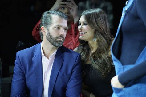 guilfoyle kimberly trump jr donald don dating writes less thrilled atlantic than covid york relationship studios she spring sfgate lago