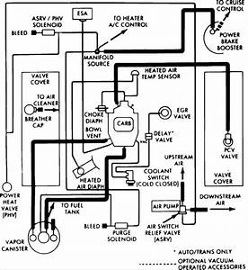 I Need A Vacuum Diagram For The A  C On My 87 Dodge B250 Van