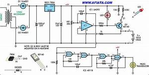 Battery Charger Circuit Diagram With Piezo Ttransducer