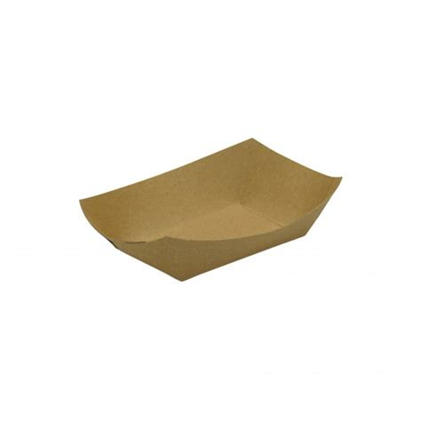 Cardboard Boat Trays paper boat trays white cardboard in a variety of sizes