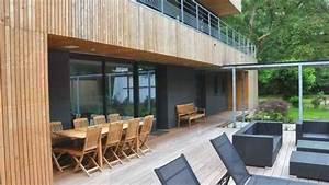 A Vendre Villa Contemporaine En Bois Hossegor