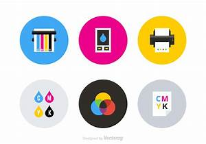Free Printing Vector Icons - Download Free Vector Art ...