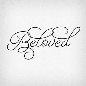 Beloved – Boldfaced