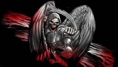 Reaper Skull Wallpapers Gothic