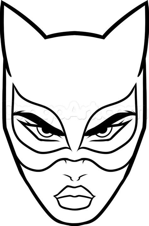 draw catwoman easy step  step dc comics comics