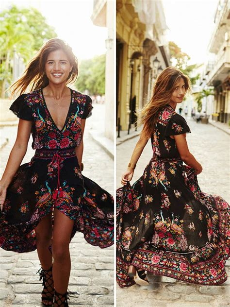 50+ Hippie Style Boho - Outfits for Women 2018 - StyleS EvE
