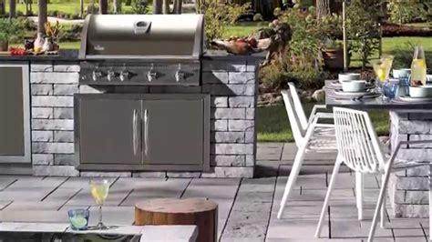 cuisine exterieur comment construire une cuisine extérieure