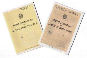 Porto D Armi Requisiti by Licenza Di Porto Di Fucile Per Uso Tiro A Volo